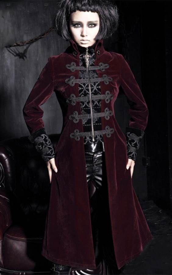 Punk Rave Gothic Baratheon Jacket