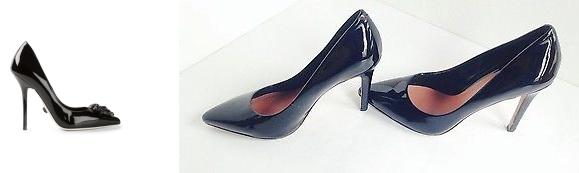 Get More Looks at: http://gtl.clothing/advanced_search.php#/id/FARFETCH-4bb9b6ca8711689a97e7c7d9c350601a5650b64a #Versace #heelspumps #Shoes #fashion #lookalike #SameForLess #getthelook @Versace