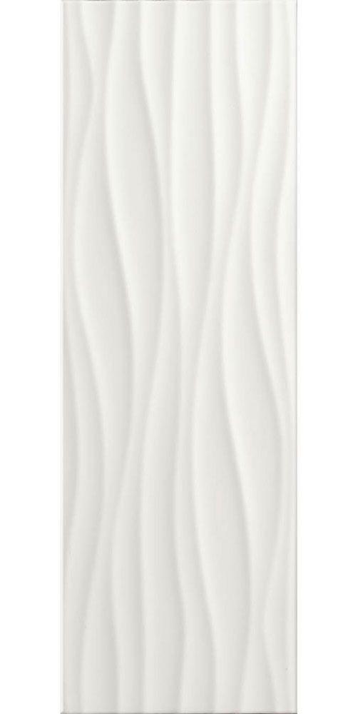 White Gloss Wave Tiles Remodel Bedroom Kids Bedroom