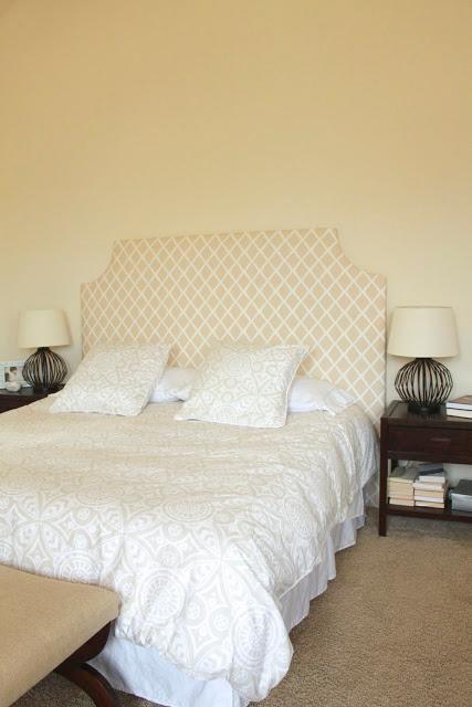 DIY Headboard DIY home furniture   bedrooms diy   Pinterest   Diy ...
