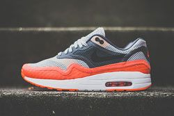 pretty nice 847b9 5e30d Nike Air Max 1 Breathe -Team Orange (Release Date- June 2014)
