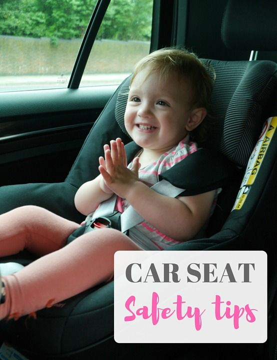 a34cfefd35c Car seat safety tips - do you know how to correctly fit a child s car seat   Lots of tips and advice on car seat safety