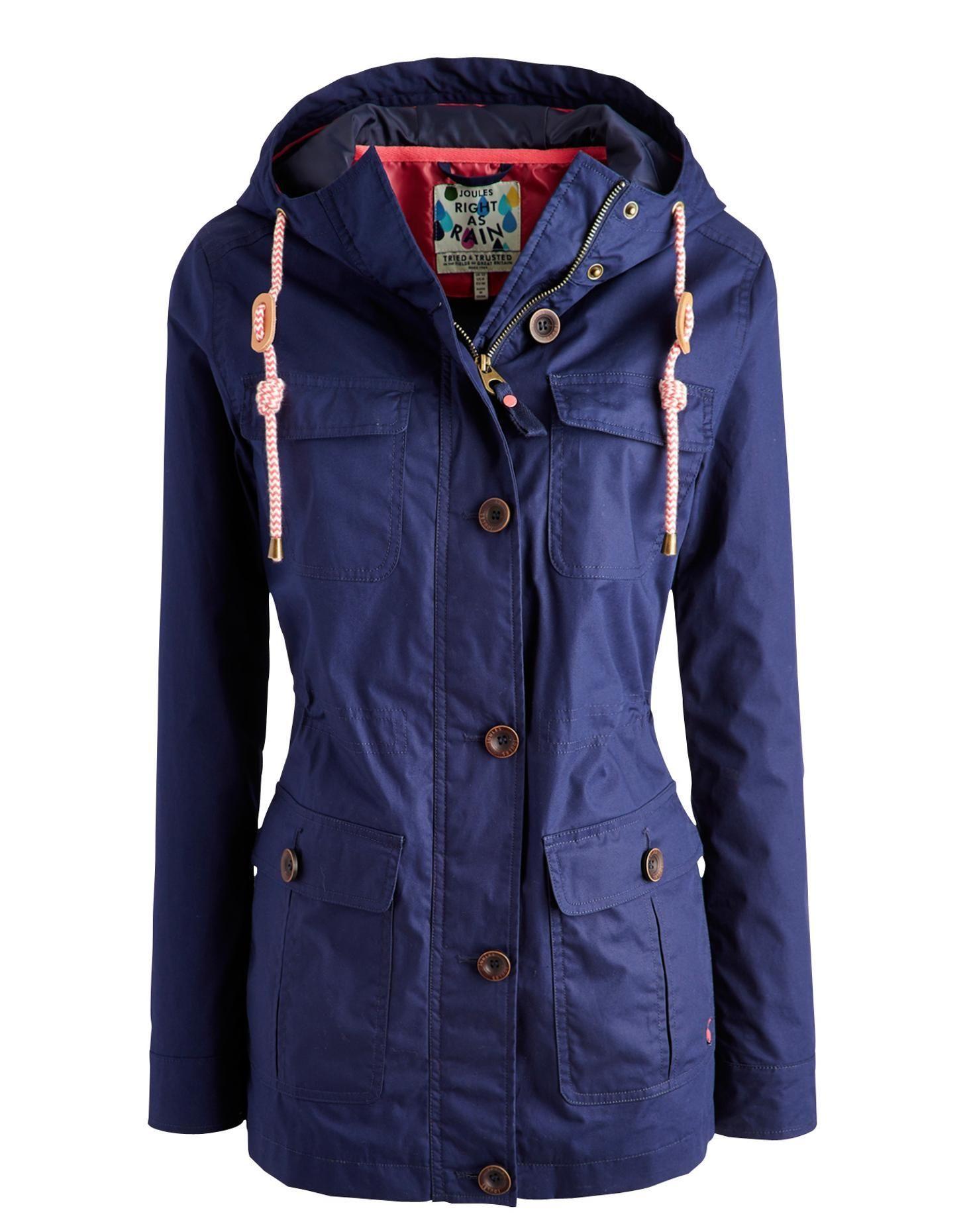 Womens 3in1 waterproof jacket
