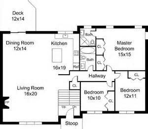 Raised Ranch Floor Plans Yahoo Image Search Results Floor Plans Ranch Floor Plans Home Addition Plans