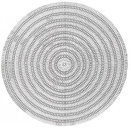Free Printable Seed Bead Patterns | Rosette Graph Paper-You can ...