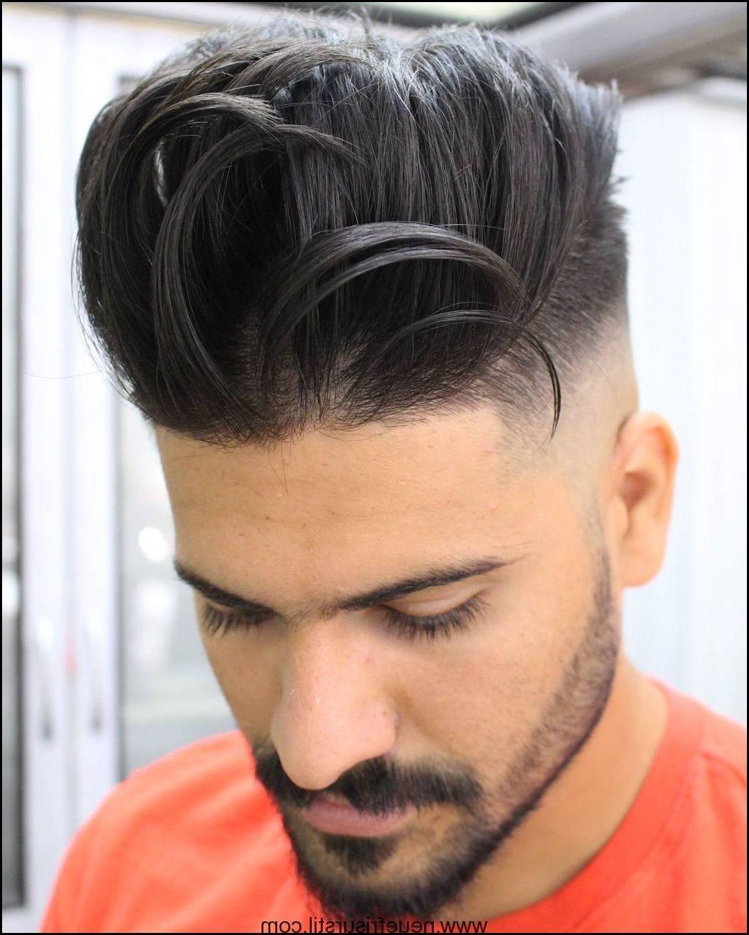 Moderne Pompadour Frisuren Fur Manner Im Jahr 2018 Neue Frisur