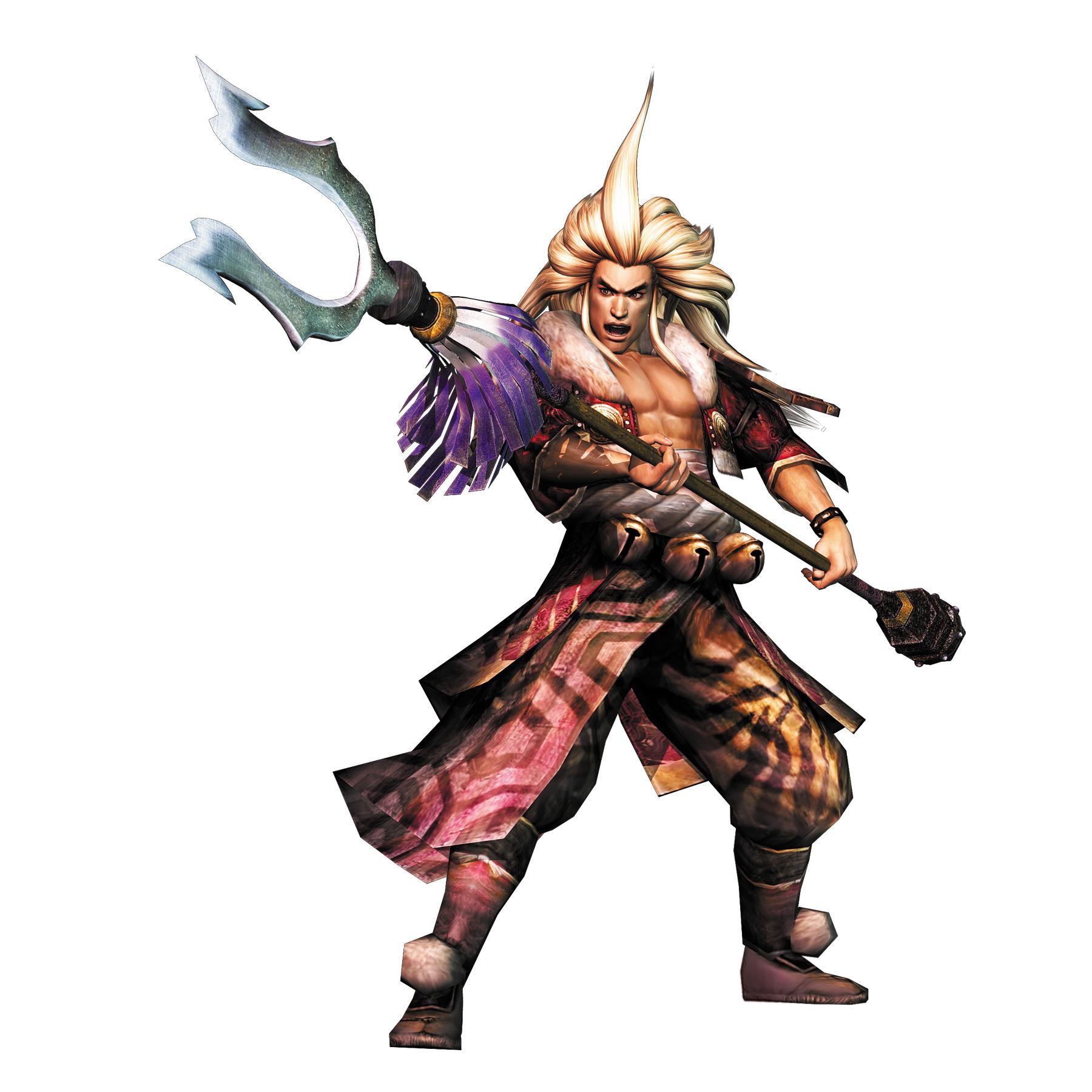 Samurai Orochi: Orochi Soldier In Warriors Orochi 2