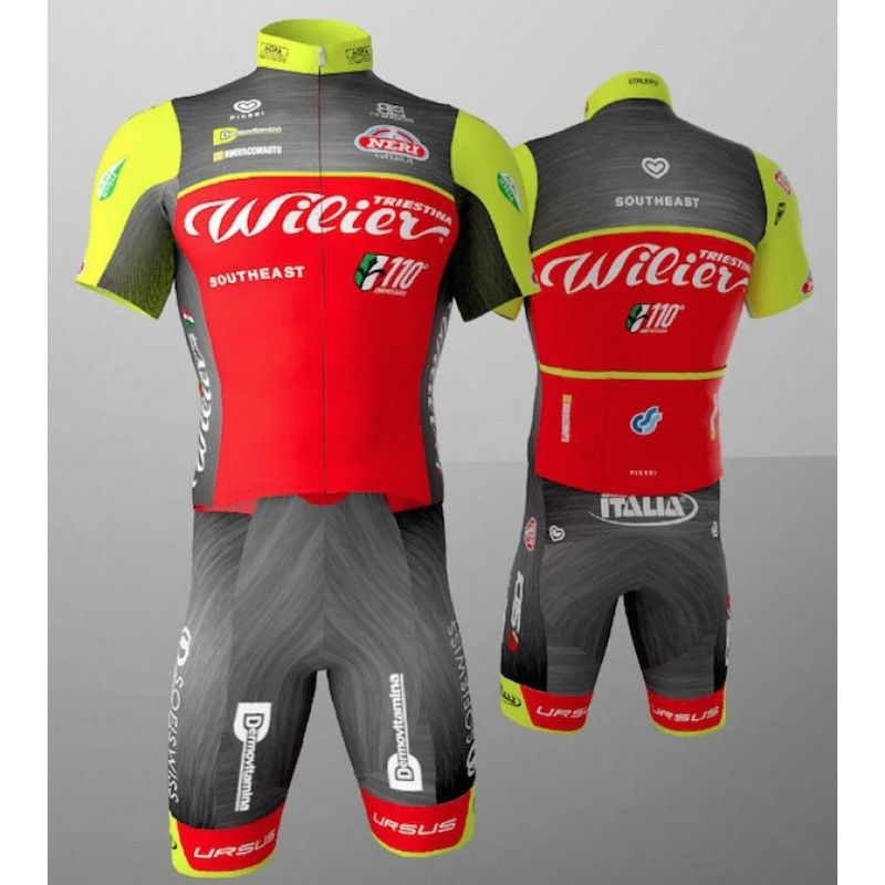 Wilier Triestina Southeast Team Jersey Dames Donna 2016. Find this Pin and  more on cycling jerseys ... 04d909077