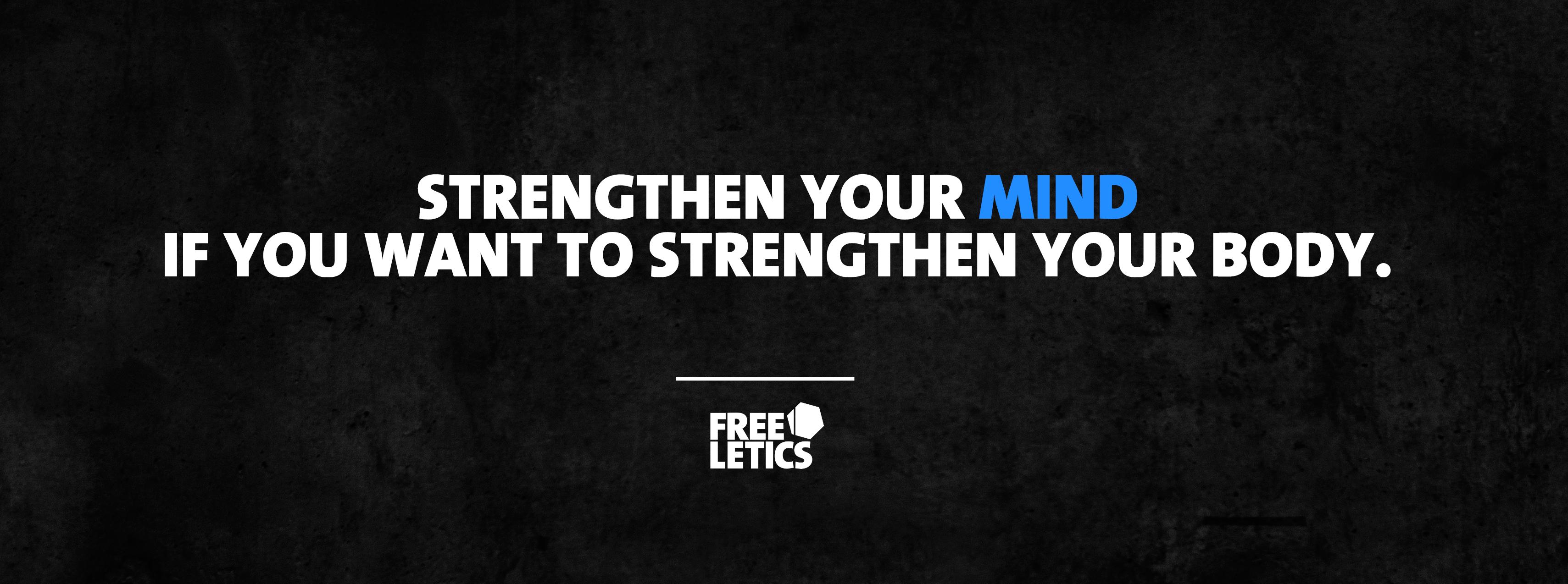 Believe In Yourself. #motivation #freeletics #fitness #mind