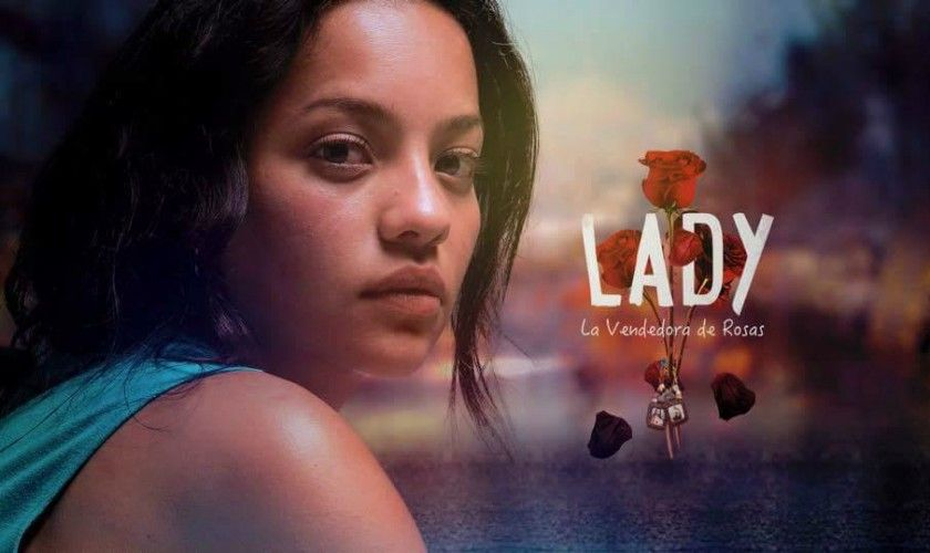 lady la vendedora de rosas | Series, movies and books    en