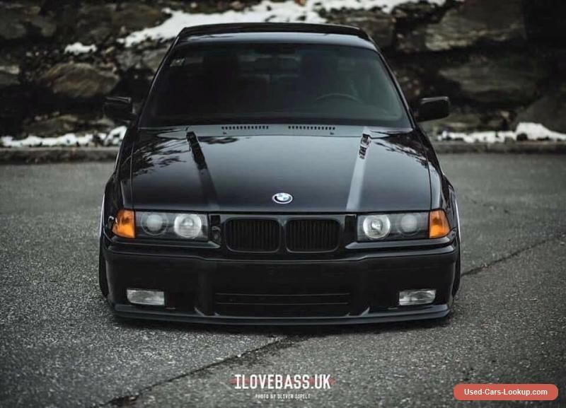 Bmw 328i E36 M3 Bbs Lowered Bmw Mseries Forsale