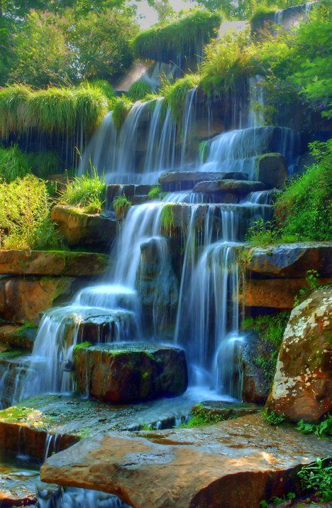 John Takes The Most Beautiful Pictures Beautiful Paintings Of Nature Beautiful Photography Nature Waterfall