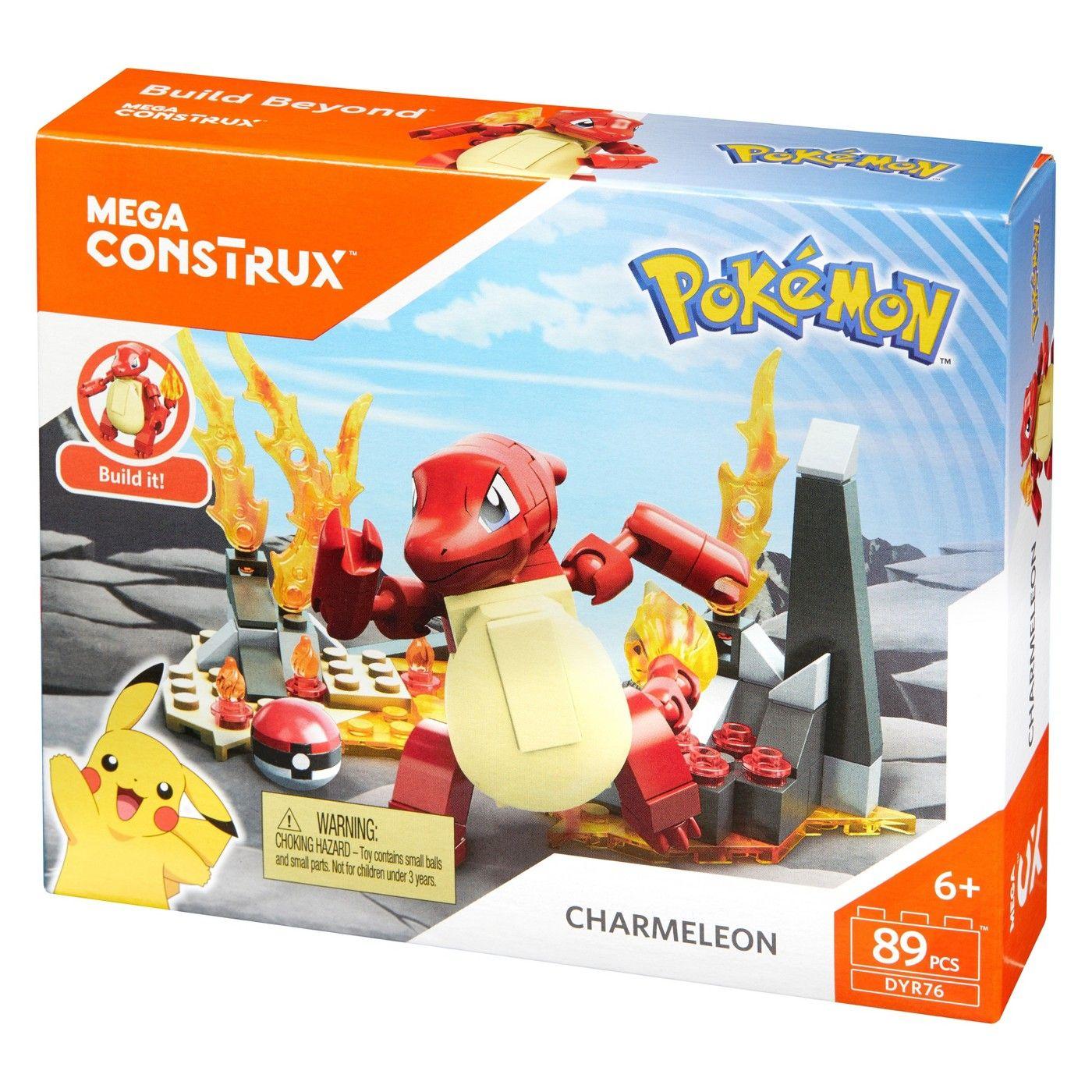 Mega Construx Pokemon Charmeleon Building Set #Pokemon, #Construx