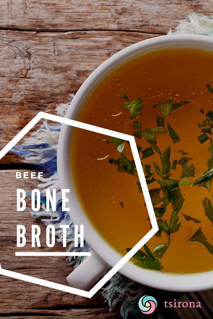 12++ Vegan version of bone broth inspirations