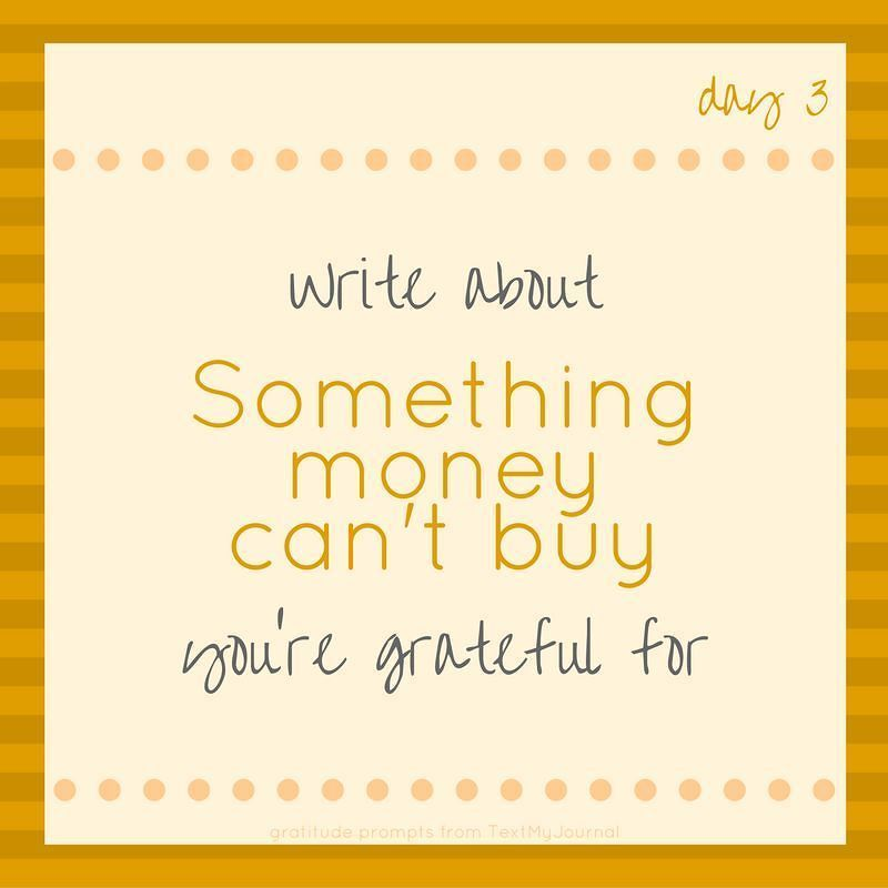 #30DayGratitudeChallenge - Something money can't buy http://ift.tt/2eEorz9