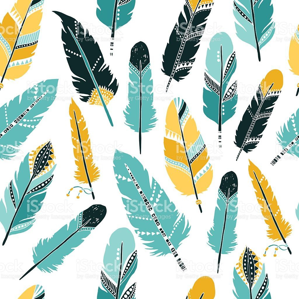 Feather background royalty-free stock vector art
