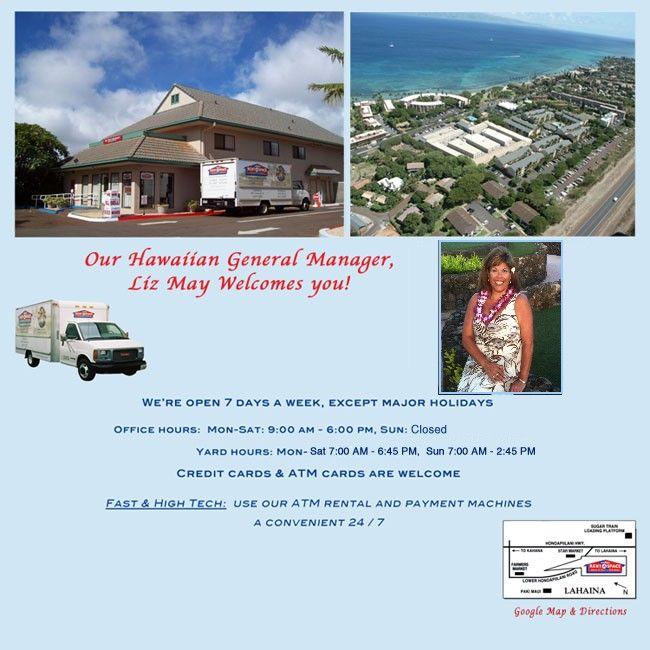 Best Of Maui   Honokowaiu0027s 5A Rent A Space Storage U0026 Retail Center