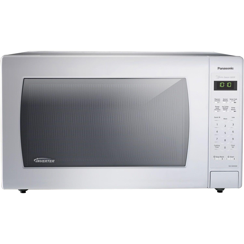 23 2 2 Cu Ft Countertop Microwave With Genius Sensor And