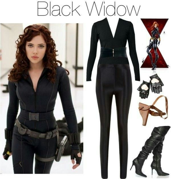Pin By Susan Wilkins On Comic Con Costumes Black Widow