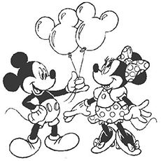 Top 66 Free Printable Mickey Mouse Coloring Pages Online Coloring