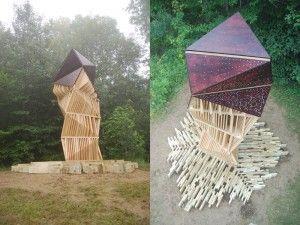 Bat Tower - ants of the prairie