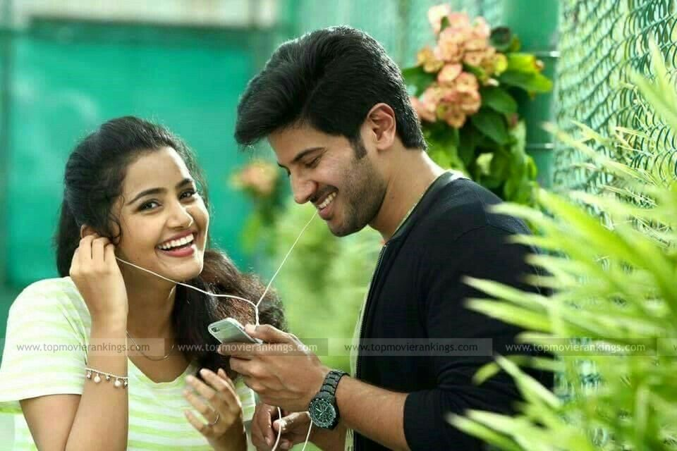 Dulquer And Anupama Dulquer Movies Telugu Movies Movie Trailers