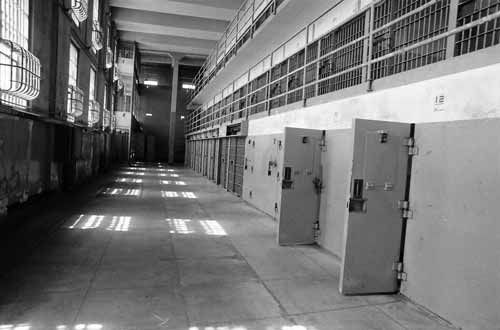 Segregation And Isolation The Punishment Cells Of Alcatraz A Man