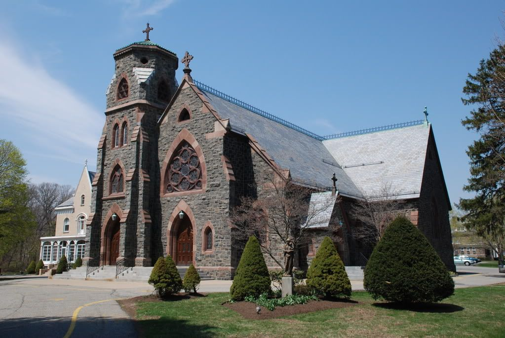 St. Mary's Church, Wharton, NJ