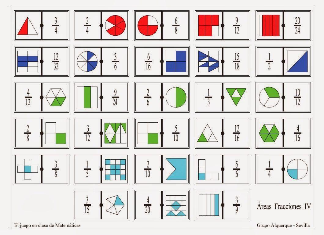 Un Poco De Matematicas Domino Matematico Clase Aislada Residencia