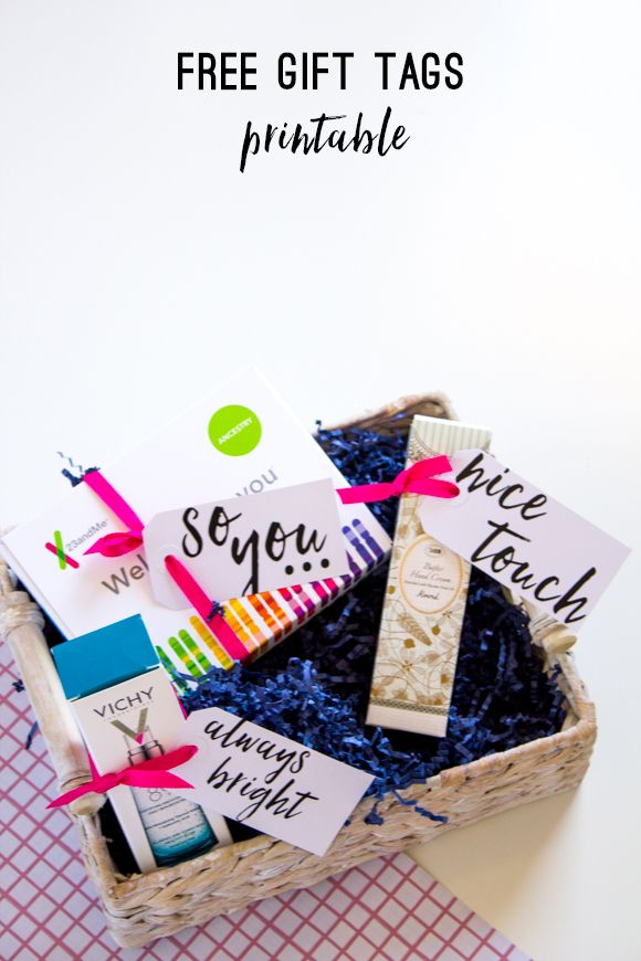 Check out these unique personal Motheru0027s Day gift ideas plus grab these Motheru0027s Day Gift Tags for free. Dress up practical gifts with thoughtful tags.  sc 1 st  Pinterest & Personal Gifts + Free Gift Tags | Creative Gift Ideas | Gifts Gift ...