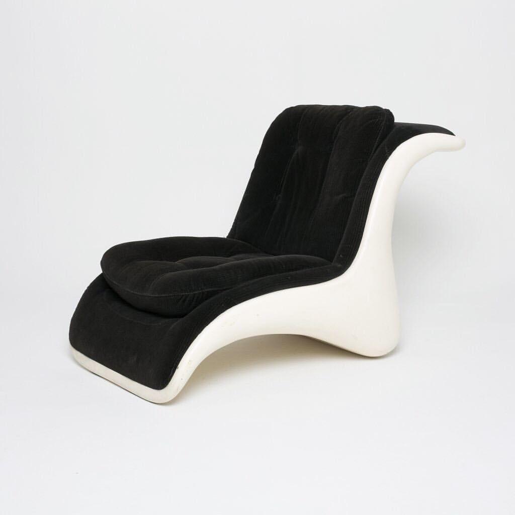Verner Panton Easy Chair For Visiona 2 Horlacher Switzerland 1969 Verner Panton