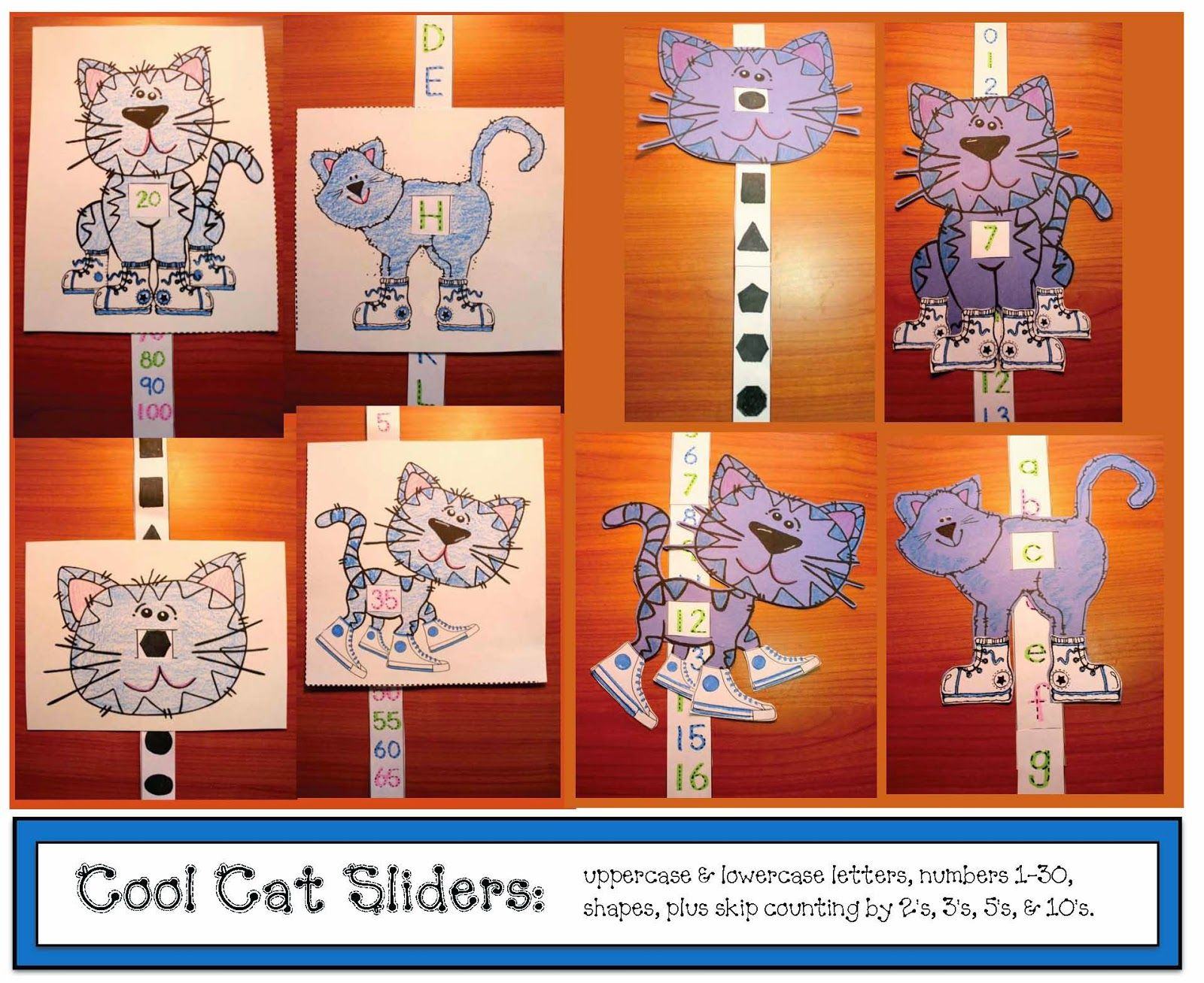 Cool Cat Sliders With Images