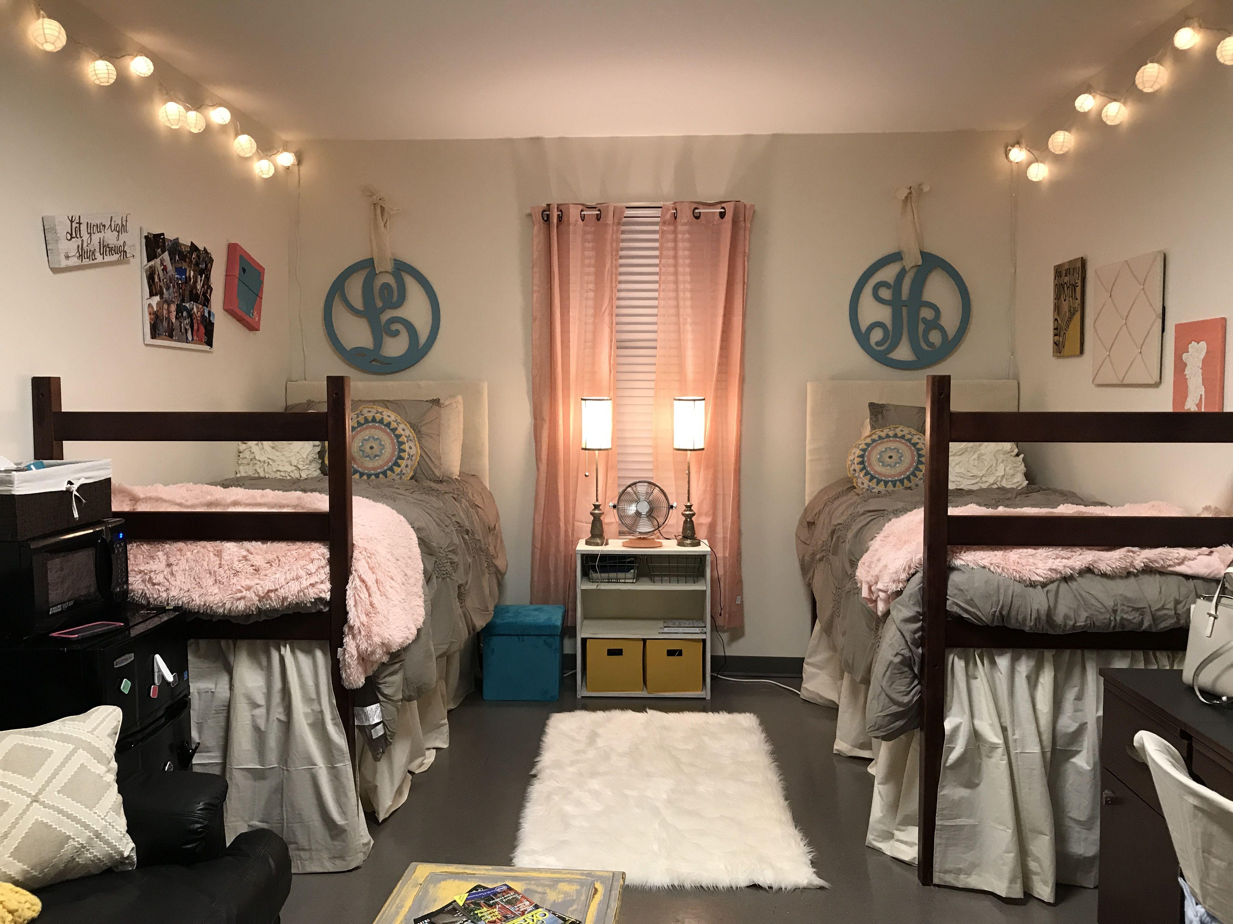 Ole Miss Residence Hall 1 Dorm Room Room Residence Hall