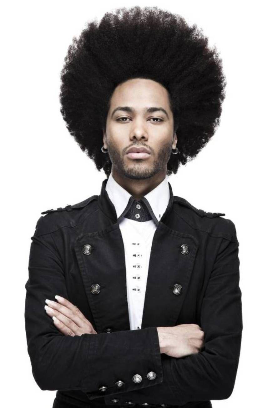 Black Man Hair Cut Styles