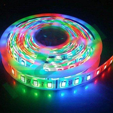 Home In 2020 Led Strip Lighting Strip Lighting Rgb Led Strip Lights