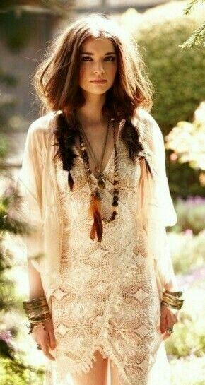 moderne hippie kleding