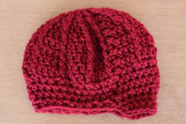FREE PATTERN: SCHEEPJES SLOUCH HAT | crochet | Pinterest