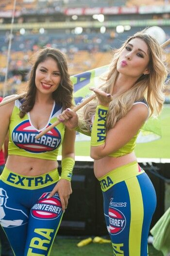 monterrey girls