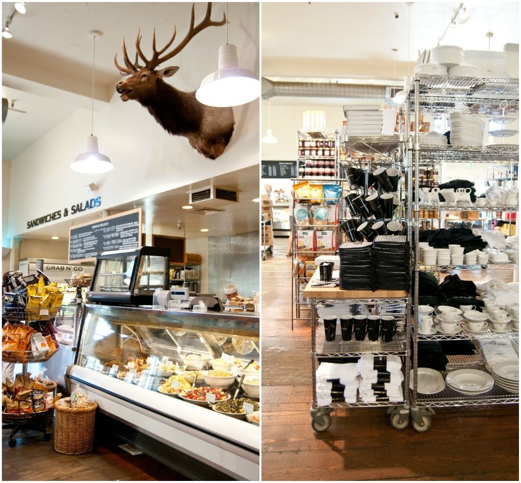 Tyler Florence shop. Someday Bakery cafe, Cafe