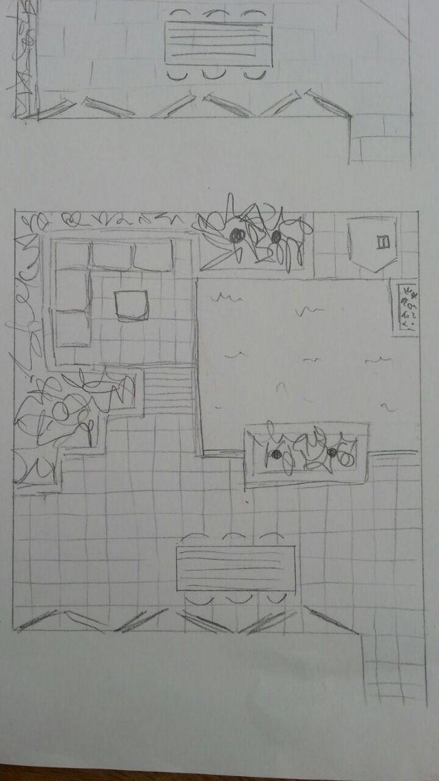 Voorbeeldontwerp tuin 6
