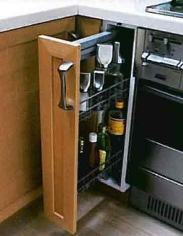 Muebles de cocina muebles de cocina pinterest for Distribucion de muebles de cocina