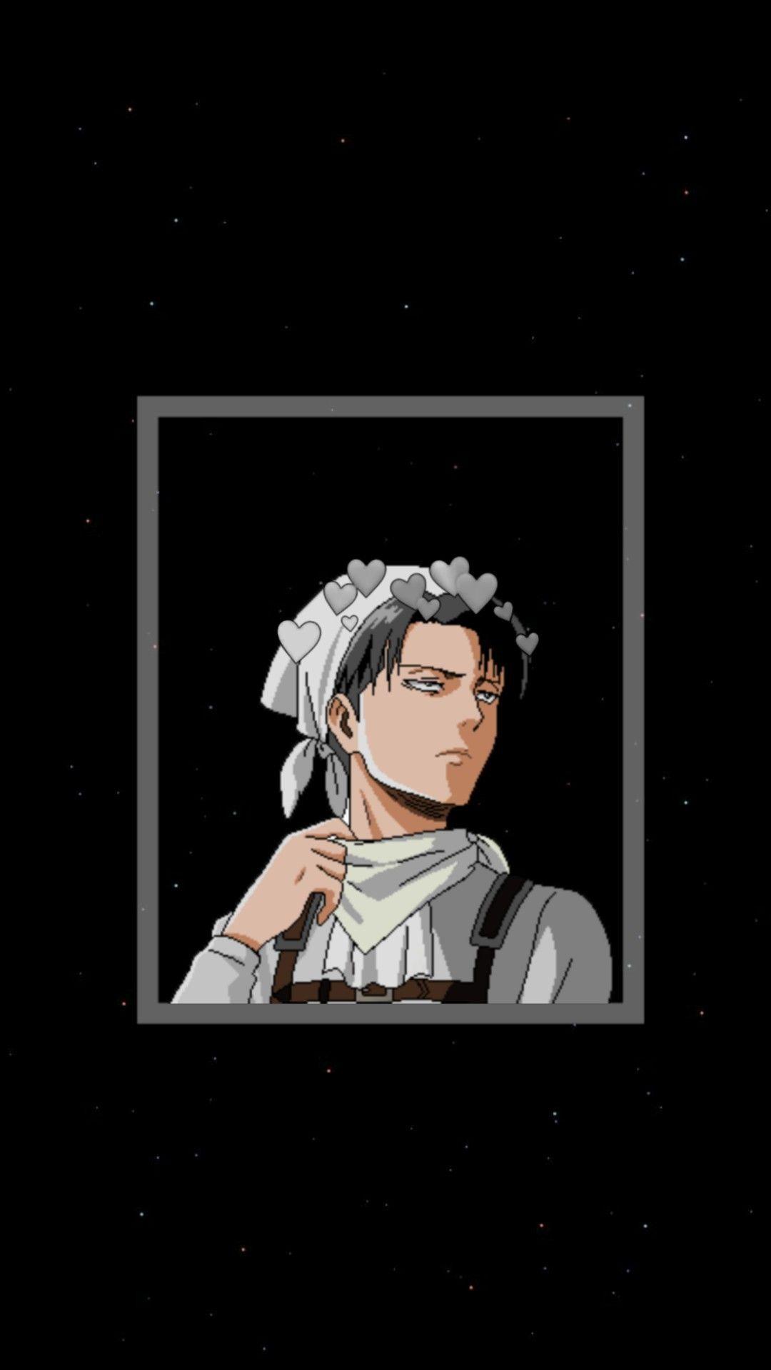 Aesthetic Levi In 2020 Anime Boyfriend Attack On Titan Levi Levi Ackerman
