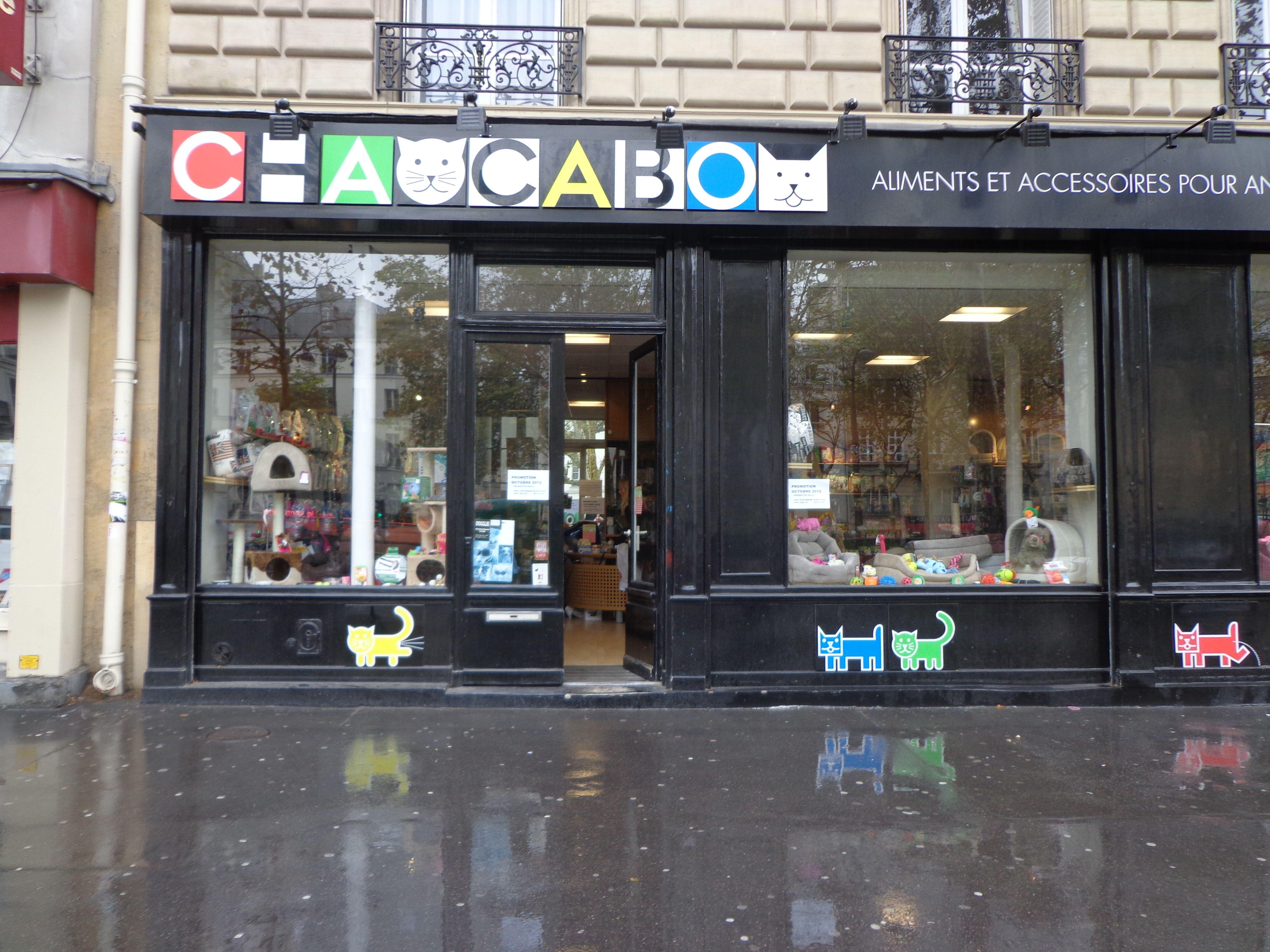 Paris Pet Store Zoologia