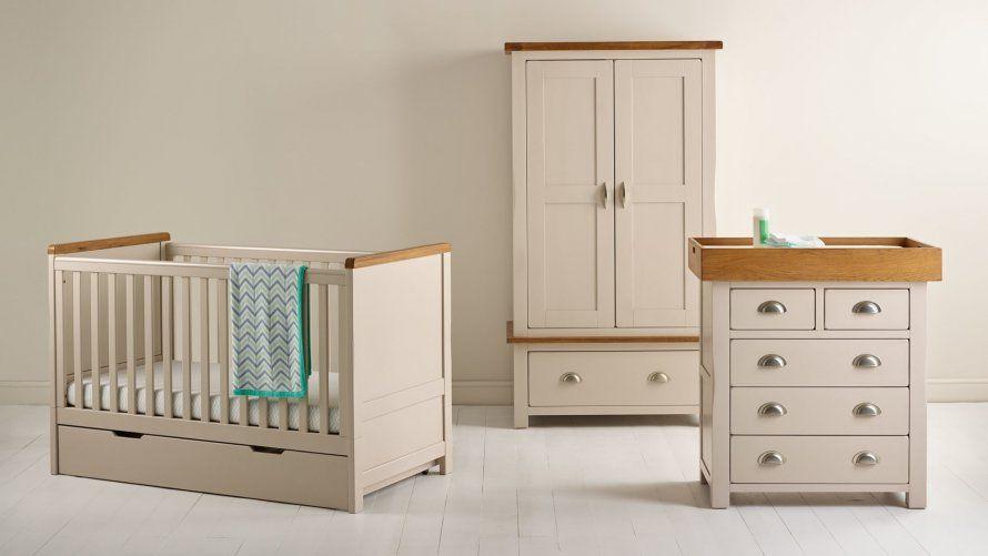 The Daisy Nursery Furniture Range Oak Land Bedrooms