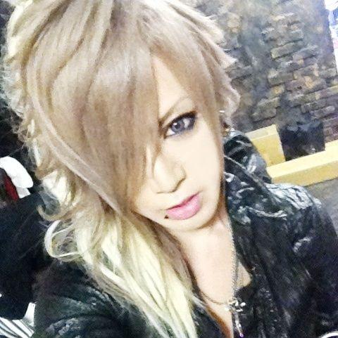 収録dayの画像 Nocturnal Bloodlust Masa Official B V系 髪型