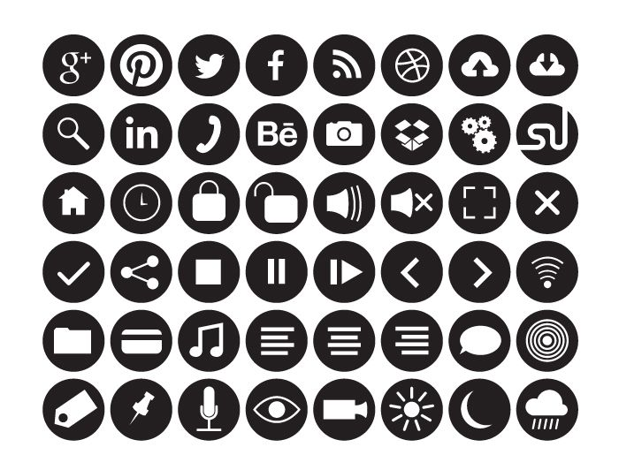 Location Emoji Icono Ubicacion: 48 Free Hollow And Solid Fill Circle Icons