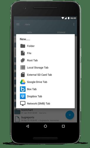 Root Explorer v4.2.4 Patched + MOD APK Download Android