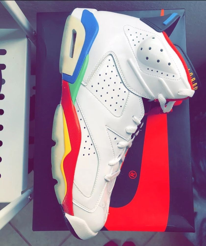 014bdc14cdff Air Jordan 6 Olympic Beijing Size13  fashion  clothing  shoes  accessories   mensshoes  athleticshoes (ebay link)