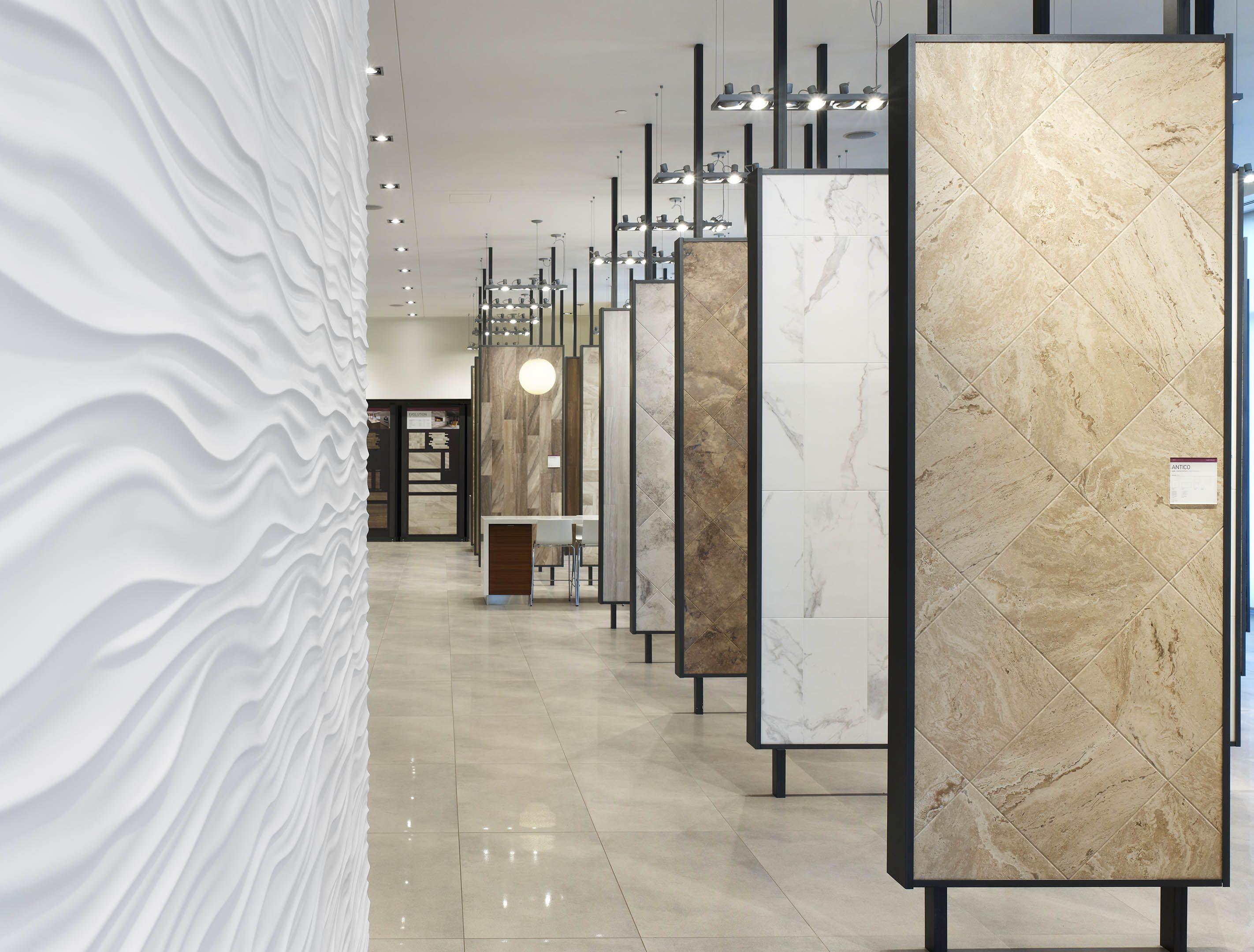 Anatolia Tile & Stone Showroom #tile #stone #hq Materials In