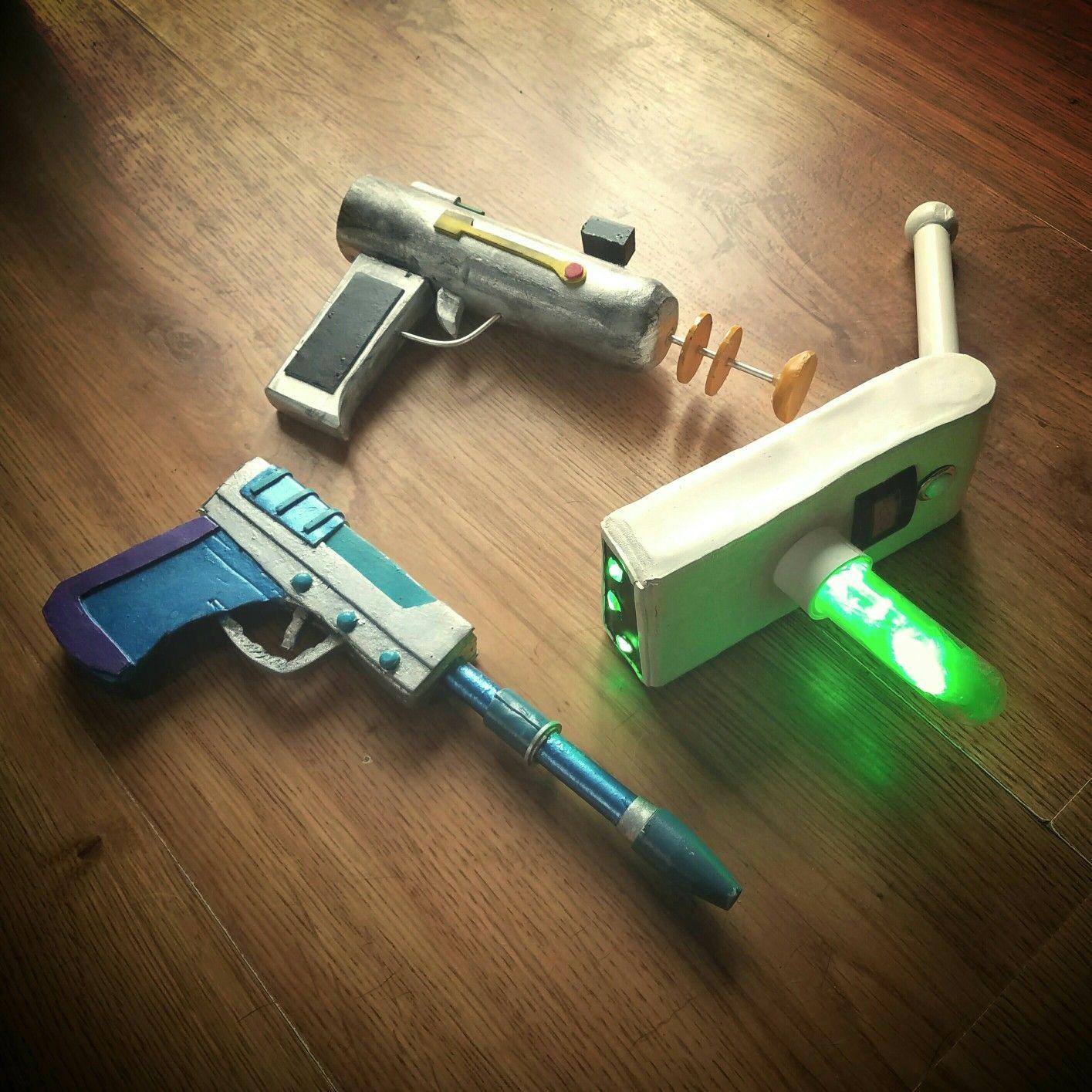Pin Em Pistola De Portales